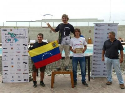 Campeones Prepanamericano