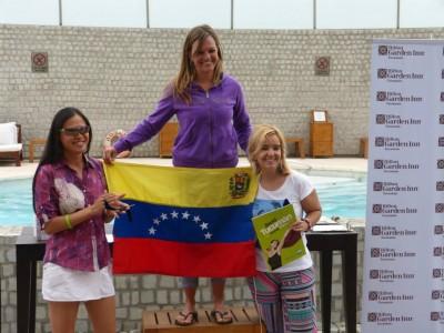 chicas del prepanamericano