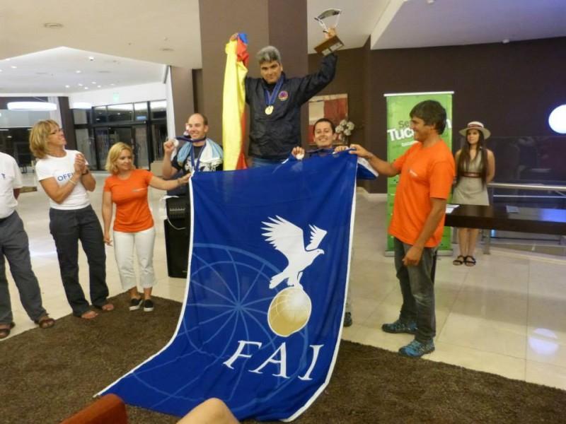 Ganadores del Panamericano